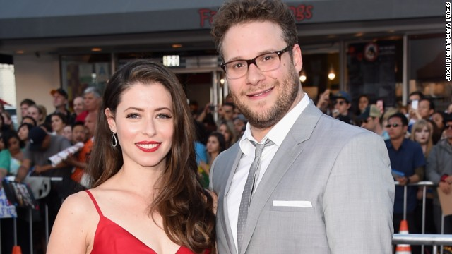 Seth Rogen on being invited to Kimye's wedding