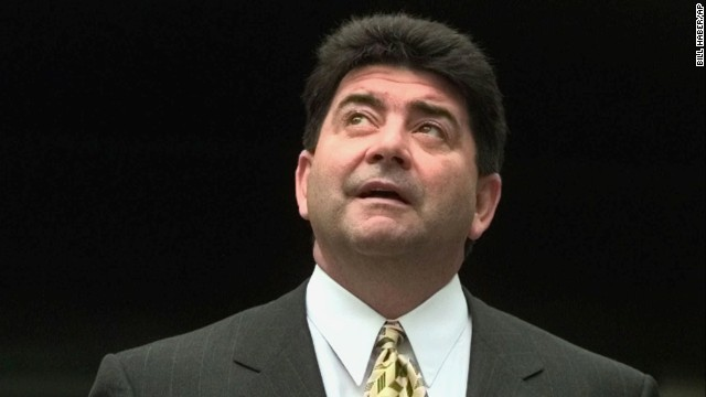 The NFL <a href='http://bleacherreport.com/articles/1376909-eddie-debartolo-a-football-life-examining-legends-career-and-legacy' target='_blank'>suspended San Francisco 49ers owner Eddie DeBartolo Jr.</a> for his role in a racketeering scandal tied to riverboat casino licenses. DeBartolo pleaded guilty in 1998 to felony charges of failing to report an extortion case, according to Bleacher Report. By 2000 <a href='http://bleacherreport.com/articles/1921626-why-eddie-debartolo-absolutely-deserves-hall-of-fame-induction' target='_blank'>he was forced to cede control of the team to his sister</a>.