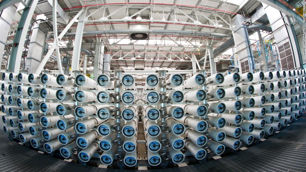Reciclaje de agua