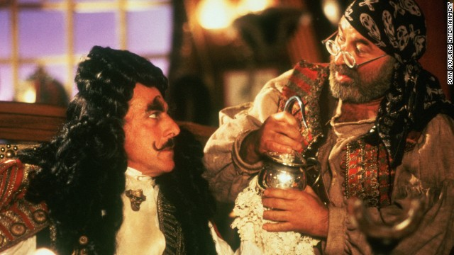 "<strong>""Hook""</strong> (1991) -- Robin Williams is a the now grown-up Peter Pan who must save his children from his arch-enemy Captain Hook in this fantasy film. (Netflix)"