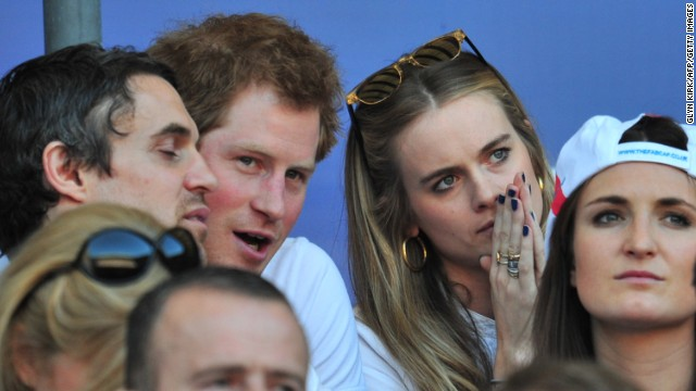 Just as soon as we got used to the idea of Prince Harry being off the market, the British royal is single once again. <a href='http://www.cnn.com/2014/04/30/world/europe/prince-harry-cressida-bonas-split/index.html?hpt=hp_t3'>CNN reported</a> in April that Harry broke up with Cressida Bonas, his girlfriend of two years.