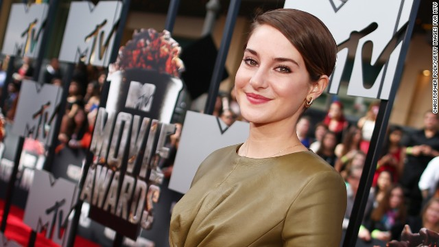 Shailene Woodley's 'Fault In Our Stars' haircut made her cry