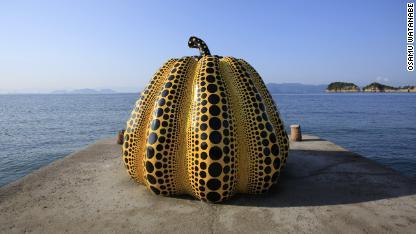 Japan's hidden island of art