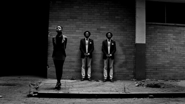 Wonke Lepheana, a photographer from the Timeless Collective in Pretoria adds an extra vintage edge to his images by shooting them in black and white.