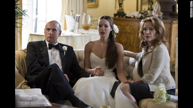 "<strong>""The Hangover"":</strong> What's the worst thing a best man could do? Lose the groom right before the wedding, leaving the bride-to-be (Sasha Barrese) and her parents (Jeffrey Tambor and Sondra Currie) at a loss. This 2009 box-office smash (which spawned two sequels) retraces the steps of a party of bachelors, played by Bradley Cooper, Ed Helms and Zach Galifianakis, who can't find the groom (Justin Bartha) after a wild night in Vegas."