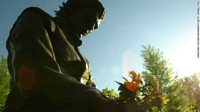A monument to Senna's impact on Formula One stands at the Imola Circuit, close to where the 34-year-old fatally crashed.