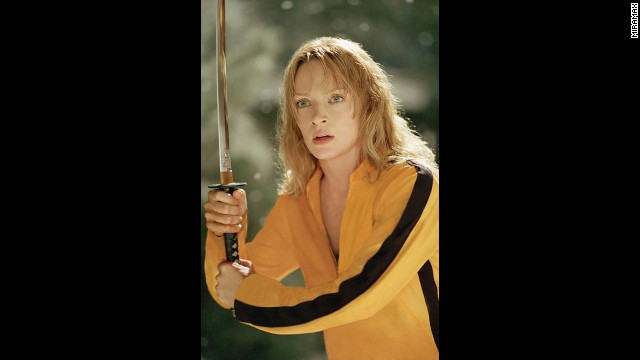 "<strong>""Kill Bill"" Volumes 1 and 2 </strong>(2003, 2004) -- The body count is high in these Quentin Tarantino movies as Uma Thurman's character The Bride seeks her revenge in the martial arts flicks. (Netflix)"