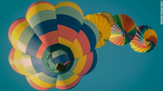 Never mind Reno's gambling: The Great Reno (Nevada) Balloon Race is a free event for the whole family in September.