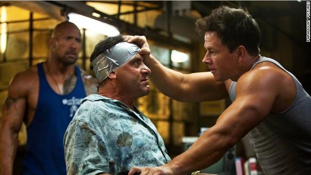 "<strong>""Pain and Gain""</strong> (2013) -- Crime, comedy and weightlifting come together in this based-on-a-real-life story about a kidnapping gone awry starring Mark Wahlberg, Dwayne ""The Rock"" Johnson and Anthony Mackie. Michael Bay directs. (Netflix and Amazon)"