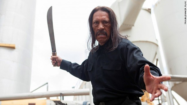 "<strong>""Machete Kills"" </strong>(2013) -- This sequel to the 2010 ""Machete"" stars Danny Trejo, Jessica Alba and Michelle Rodriguez. Lady Gaga shows up too. (Netflix)"