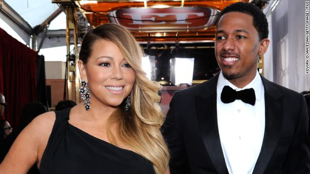 "Mariah Carey and Nick Cannon have been dodging breakup rumors for months. After multiple denials from Cannon, he finally admitted that he and his wife of six years have been ""living apart."" Carey's rep had no comment."