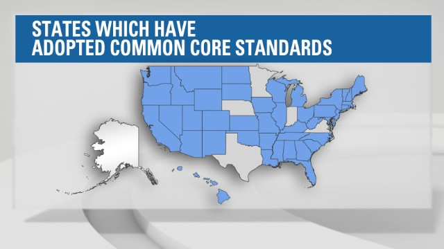 Common Core Has No Better Alternative Opinion Cnn Com