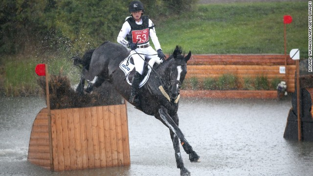 EVENTING: Comprising of dressage, cross-country and show jumping, eventing really is the triathlon of the equestrian world. With horses required to dance, run and leap, the discipline determines which is the nag for all seasons.