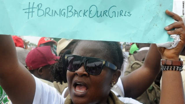 Boko Haram leader: 'I will sell' kidnapped Nigerian girls - CNN.com