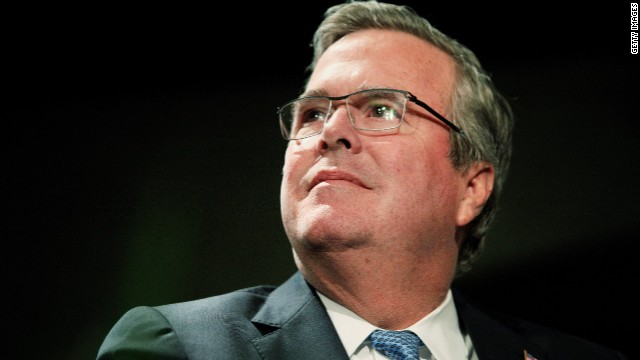 Jeb Bush meets with influential evangelical leader