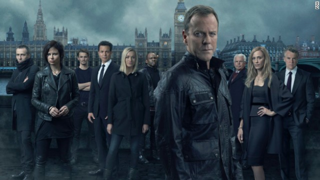 """24's"" Jack Bauer is back, and his new mission introduces some new faces. Get to know the cast of Fox's ""24"" event series, ""24: Live Another Day."""