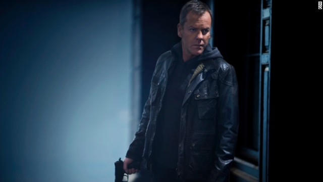 The first person to know is, of course, Kiefer Sutherland's Jack Bauer. After living in exile for the past four years, Bauer's a hardened, angrier version of himself -- but he's still willing to put his life on the line for his country.