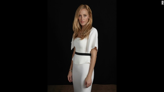"Kim Raver reprises her role of Jack Bauer's former love interest, Audrey, in ""24: Live Another Day."" In the event series, Audrey is married to her dad President Heller's chief of staff."