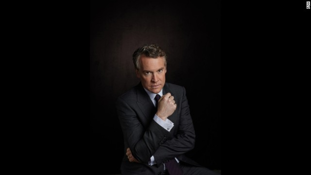 Tate Donovan plays President Heller's Chief of Staff, Mark Boudreau, and is also the husband of Jack Bauer's former girlfriend, Audrey.