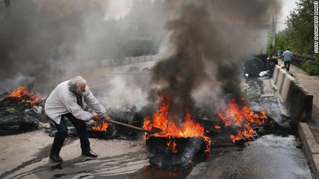 El temor por una guerra civil crece en Ucrania