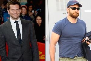 Asombrosas transformaciones en el cine