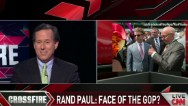 Santorum: No, Rand's not my leader