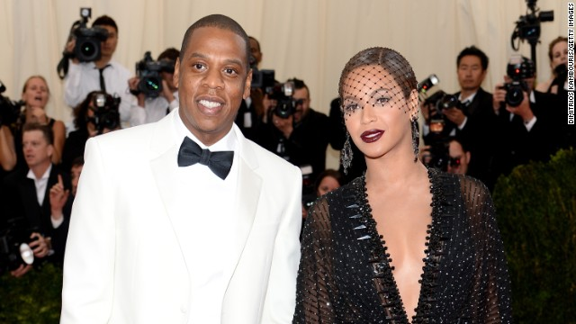 Met Gala 2014: Jay Z saves the day