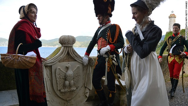 The Tuscan island -- the third biggest in Italy -- came into the regional spotlight after Napoleon's famous exile.