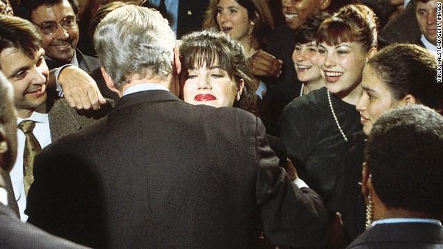 Monica Lewinsky rompe el silencio y narra su romance con Bill Clinton