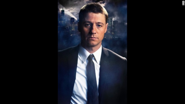 First look at Fox's new series, 'Gotham'