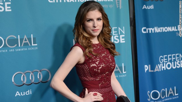 Anna Kendrick is about to be very, very busy