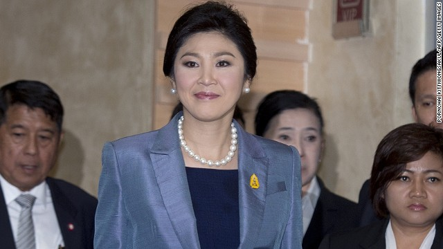 Thai PM Yingluck Shinawatra dismissed from office by court