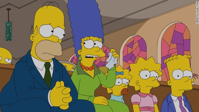 Maybe Marge Simpson isn't as perfect as Clair Huxtable. Maybe her children can be difficult and her hair barely fits in the car. The loving wife of Homer and mother of Maggie, Lisa and Bart is the heart of the Simpson clan, the one to lead the way when things go awry. Which they often do.