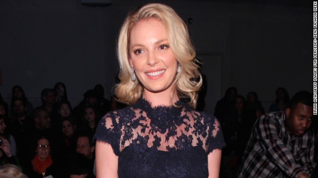 "Katherine Heigl is returning to television after spending four years working in film. The former ""Grey's Anatomy"" actress will star in NBC's new CIA/White House drama, ""State of Affairs."""