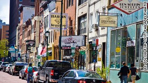 South Philly\'s Jewelers\' Row should look familiar to fans of \