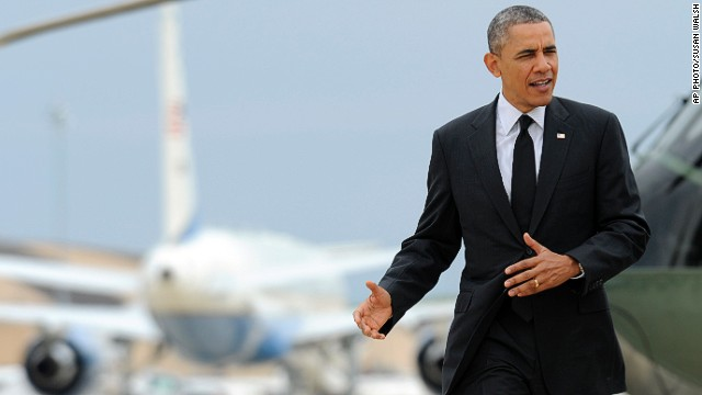 Obama to donors: 'Feel a sense of urgency' about midterms
