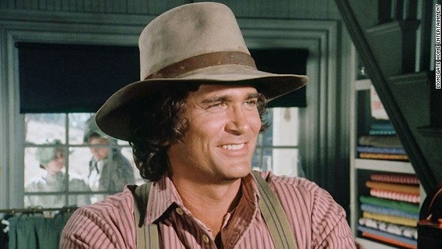 "Michael Landon played the role of ""Pa"" with so much swagger that it's hard to believe the real Charles Ingalls actually <a href='http://thehistorychicks.com/wp-content/uploads/2011/02/charles.jpg' target='_blank'>looked like this</a>. Born Eugene Maurice Orowitz in Queens, New York, on Halloween 1936, he changed his name to Michael Landon when he became an actor. Landon starred in the film ""I Was a Teenage Werewolf"" and TV's ""Bonanza"" prior to ""Little House"" on which he was also an executive producer, director and writer. Landon died of cancer in 1991 at age 54. Fun Fact: Landon made the decision to blow up the town of Walnut Grove in the series finale because he didn't want the set recycled into a trashy movie set."