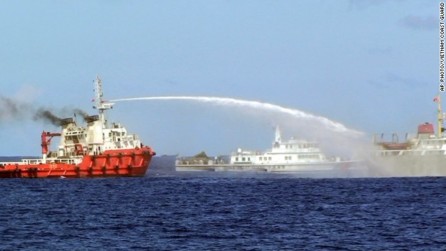 Gallery: South China Sea dispute heats up