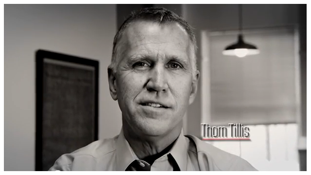 First on CNN: NRSC starts showcasing Tillis narrative