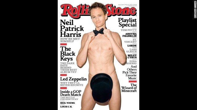 "Neil Patrick Harris has decided to share his eight-pack with the world. The actor slimmed down for his role in the Broadway musical ""Hedwig and the Angry Inch"" and displayed his hard work on the cover of Rolling Stone."