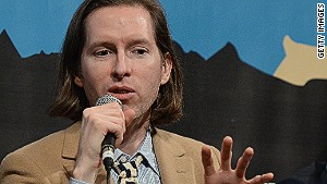 Wes Anderson will answer passengers\' questions