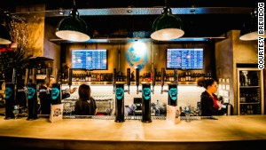 Opened in March, BrewDog Roppongi is the Scottish brewery\'s first foray into Asia.