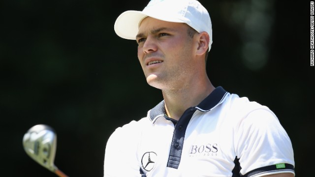 Martin Kaymer conjured up a superb finish at Sawgrass to take a two-shot lead after the first round.