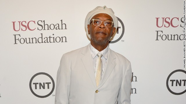 "Actor Samuel L. Jackson is not Laurence Fishburne, and he's been very clear about that. In February, <a href='http://www.cnn.com/2014/02/10/showbiz/samuel-l-jackson-ktla/'>Jackson scolded KTLA's Sam Rubin</a> for misidentifying him. ""You're as crazy as the people on Twitter,"" Jackson said during a live TV interview. ""We may be all black and famous, but we all don't look alike. You're busted."""