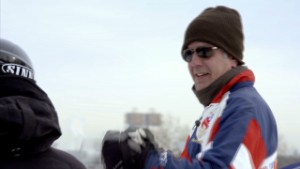 "Bourdain represents USA in ""Olympics"""