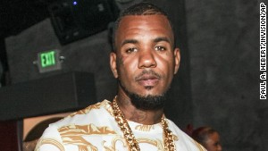 Rapper The Game\'s birth name of Jayceon was a fast-rising name for boys last year.