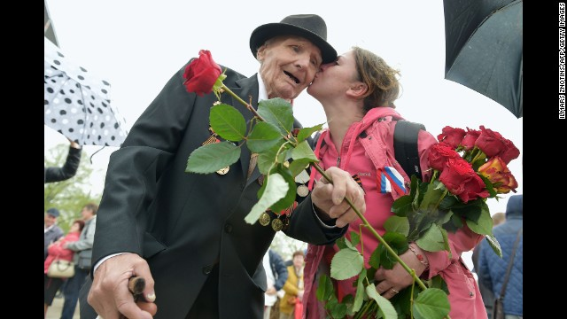 Photos: Victory Day celebrations