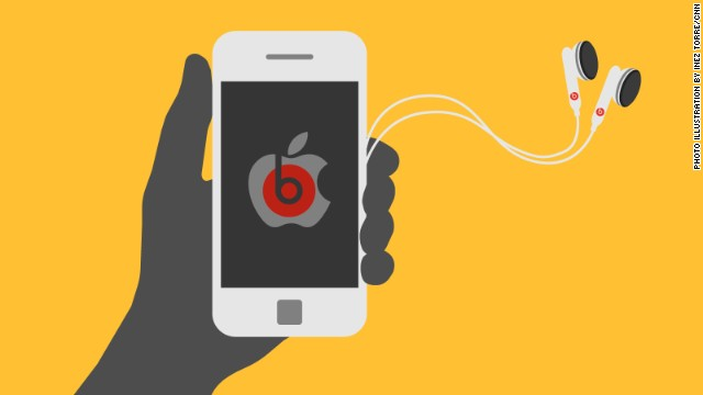 Reports surfaced this week that a $3.2 billion deal was in the works for Apple to scoop up Beats Electronics.