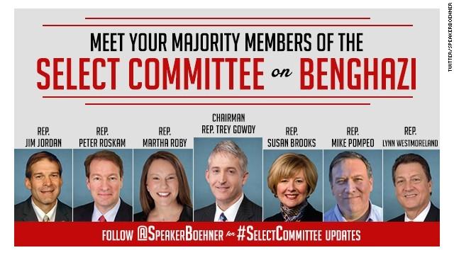 Democrats yet to decide on Benghazi panel