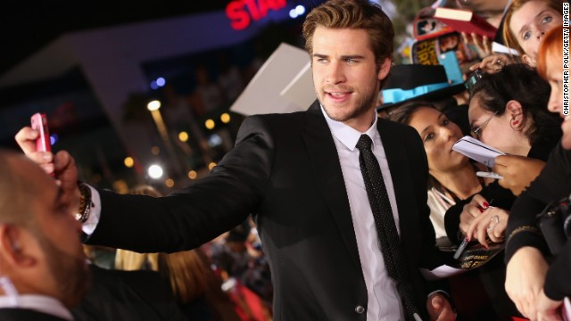 "The name Liam jumped from 75 in 2008 to 49 in 2009 and has been rising fast ever since. Actor Liam Hemsworth started his acting career in Australian TV before his breakthrough role in the hit film ""The Hunger Games"" in 2012."